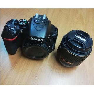 Nikon - D5500 18-55mm VRII レンズキット 中古 元箱なし