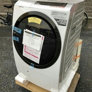 Panasonic - 日立 BD-SX110CR-N ドラム式洗濯乾燥機 ビッグドラム ロゼシャンパン
