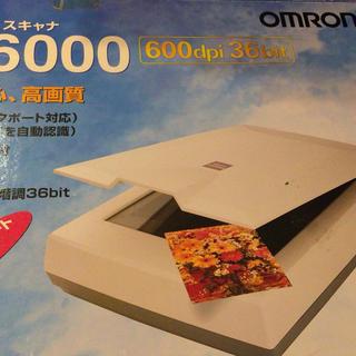 オムロン(OMRON)のOMRON フルカラーイメージスキャナ(PC周辺機器)