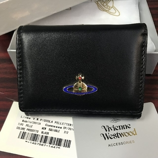 ◆限定セール Vivienne Westwood  三つ折り財布 ORB