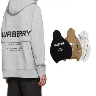 BURBERRY -  [2枚9000円送料込み]BURBERRY バーバリー パーカー  002