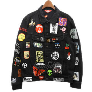 Supreme - Supreme - Patches Denim Trucker Jacket