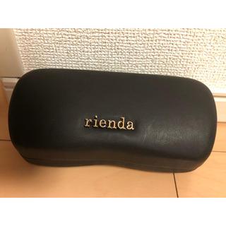リエンダ(rienda)のrienda☆サングラス(サングラス/メガネ)