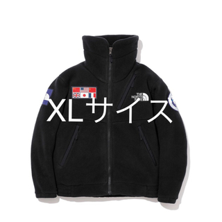 THE NORTH FACE - Trans Antarctica Fleece Jacket Black XL