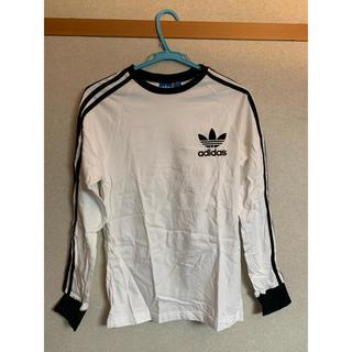 アディダス(adidas)のティシャツ(Tシャツ(長袖/七分))