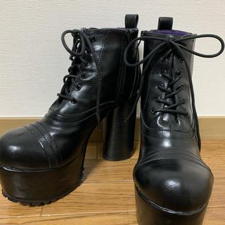 ヨースケ(YOSUKE)のYOSKE厚底ブーツ(ブーツ)