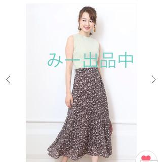 JUSGLITTY - 今季 新品未使用タグ付きスカート