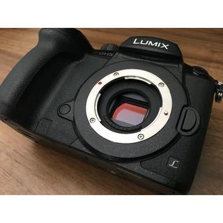 Panasonic - 【新品同様】パナソニック LUMIX GH5 ボディ (V-Log L適用済み)