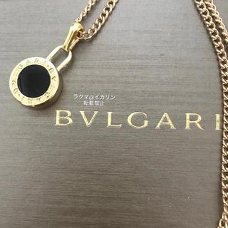 BVLGARI - 【正規新品】BVLGARI ネックレス チャーム チェーン付き
