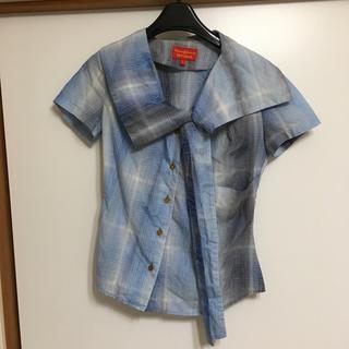 ヴィヴィアンウエストウッド(Vivienne Westwood)の半袖シャツ ヴィヴィアン ウエストウッド(シャツ/ブラウス(半袖/袖なし))