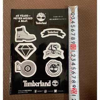 ティンバーランド(Timberland)のTimberland ステッカー 45周年キャンペーン(その他)