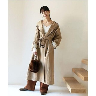 TODAYFUL - TODAYFUL Over trench coat