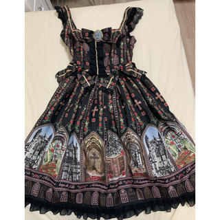metamorphose temps de fille - 薔薇の聖堂ジャンパースカート