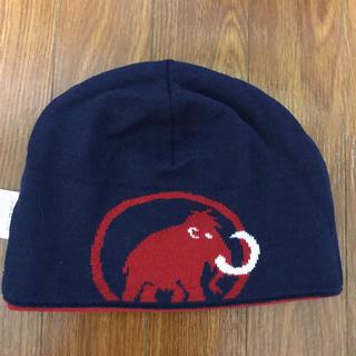 マムート(Mammut)の新品 マムート mammut ユニセックス ニット帽 ビーニー ニットキャップ(ニット帽/ビーニー)