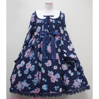Angelic Pretty - Sweetie Violet ワンピース
