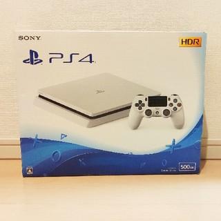 PlayStation4 - PS4 500GB ホワイト