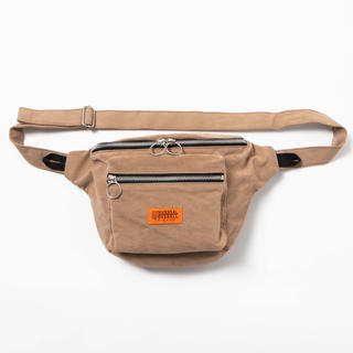 BEAMS - UNIVERSAL OVERALL waist bag