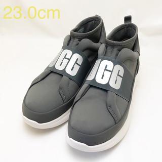 アグ(UGG)の新品 UGG アグ レディース スニーカー グレー 23.0cm(スニーカー)