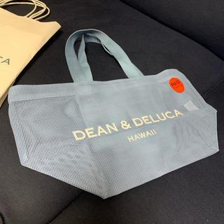 DEAN & DELUCA - DEAN&DELUCA ハワイ ブルー メッシュトート S