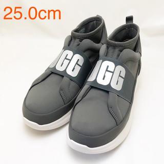 UGG - 新品 UGG アグ レディース スニーカー グレー 25.0cm