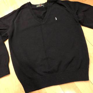 イーストボーイ(EASTBOY)の新品イーストボーイ EASTBOY 紺色のセーター(ニット/セーター)