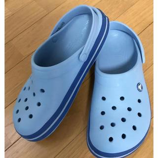 クロックス(crocs)の新品未使用!!!クロックス(サンダル)