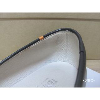スピックアンドスパン(Spick and Span)のLa TENACE ラ・テナーチェ レザー フラットシューズ オペラシューズ(ローファー/革靴)