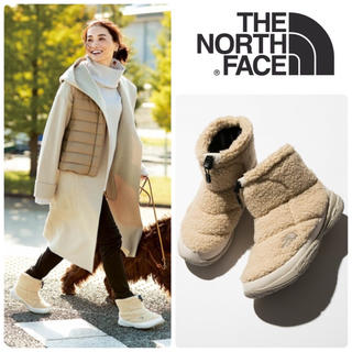 THE NORTH FACE - STORY掲載◇emmi別注◇THE NORTH FACEヌプシブーツ新品US6