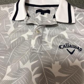 キャロウェイゴルフ(Callaway Golf)のキャロウェイ 半袖ポロシャツ Mサイズ(ウエア)
