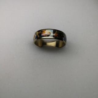 キリスト 新品 ファッションリング 24号 rb35(リング(指輪))