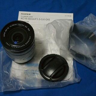 富士フイルム - フジノン XC16-50mmF3.5-5.6 OISズームレンズ美品