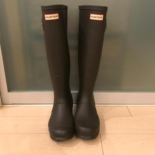 ハンター(HUNTER)のHUNTER ハンター 長靴  21.5センチ(レインブーツ/長靴)