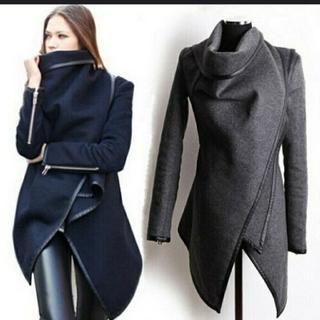 ZARA - 大人かっこいい ジャケットコート 大きいサイズあり