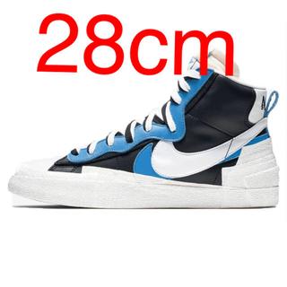 sacai - Nike Blazer sacai WhiteBlack Legend Blue