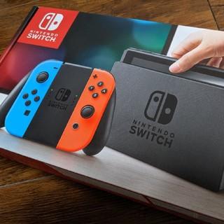 Nintendo Switch - 3000円クーポン付 新品 任天堂スイッチ 本体 納品書あり