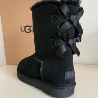 UGG - UGG BAILEY BOW II ブラック UGG