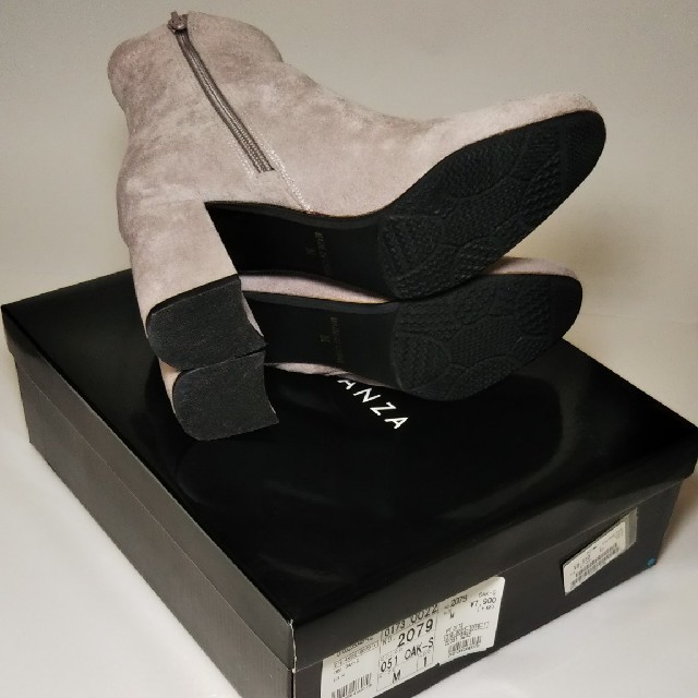 ESPERANZA(エスペランサ)のエスペランサ チャンキーヒール ミドルブーツ  レディースの靴/シューズ(ブーツ)の商品写真