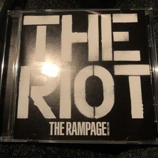 ザランページ(THE RAMPAGE)のThe Rampage THE RIOT(ポップス/ロック(邦楽))