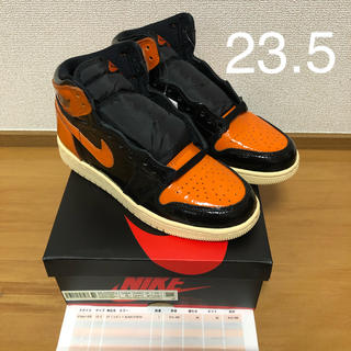 NIKE - 23.5 Jordan 1 SBB 3.0