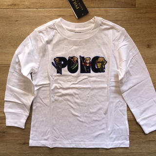 Ralph Lauren - ラスト1枚 新作 スキーベア 長袖Tシャツ 100