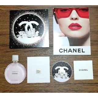 CHANEL - ★シャネル クリスマス限定 ムエット カード カタログ パンフレット