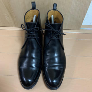 YANKO - YANKO ヤンコ チャッカブーツ ビジネスシューズ 革靴