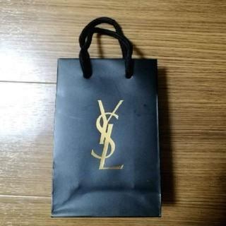 イヴサンローランボーテ(Yves Saint Laurent Beaute)の*YSL イヴサンローラン の紙製ショップ袋です。(ショップ袋)