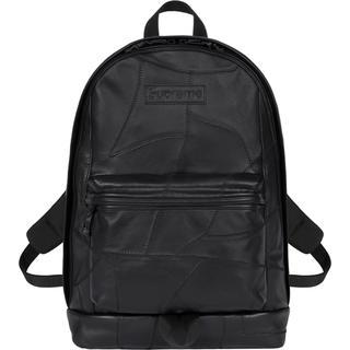 Supreme - Supreme Patchwork Leather Backpack