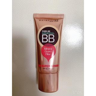 メイベリン(MAYBELLINE)のメイベリンピュアミネラルBB SPカバー 01(BBクリーム)