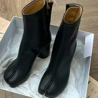 マルタンマルジェラ(Maison Martin Margiela)のマルジェラ 足袋 ブーツ 35(スニーカー)