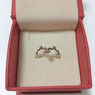 オーロラグラン(AURORA GRAN)の美品 オーロラグラン リング(リング(指輪))