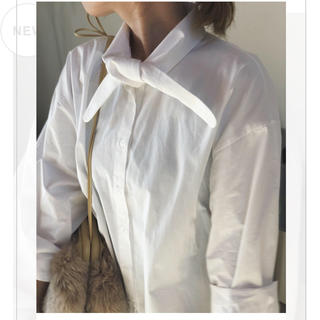 BEAUTY&YOUTH UNITED ARROWS - 新品未使用 リボンタイシャツ ラフロウ roughlow