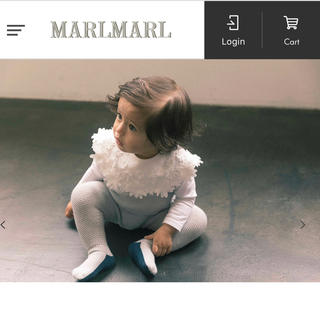 Bonpoint - MARLMARL♡ニットパンツ♡hakuji