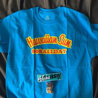 インフォメーション(IN4MATION)の808alldayとhawaiian sunのコラボTEE新品未使用おまけ付(Tシャツ/カットソー(半袖/袖なし))